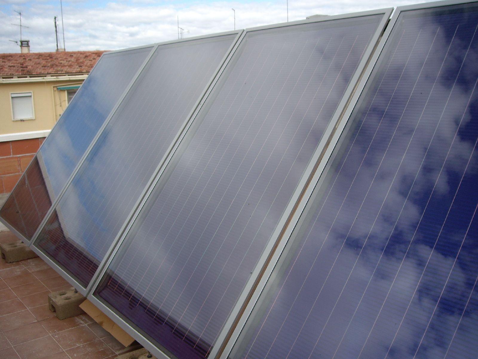 Instalacion de calefaccion solar - Calefaccion mas rentable ...