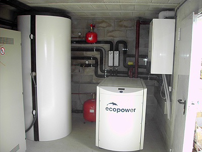 Cogeneraci n dom stica - Energia geotermica domestica ...